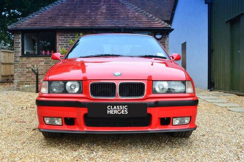 1996 BMW E36 M3 Evo Saloon SOLD (picture 2 of 6)