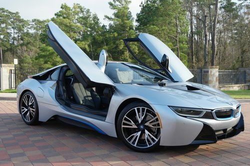 2016 BMW i8 For Sale (picture 2 of 6)