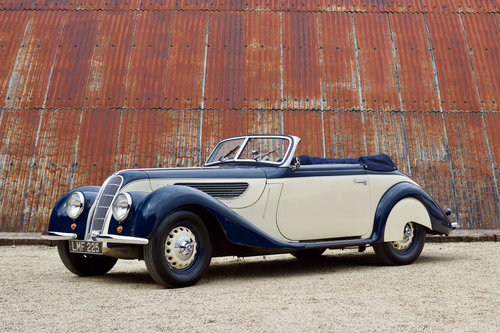 1939 Frazer-Nash BMW 327/80 For Sale (picture 1 of 6)