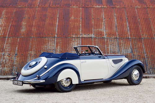1939 Frazer-Nash BMW 327/80 For Sale (picture 2 of 6)