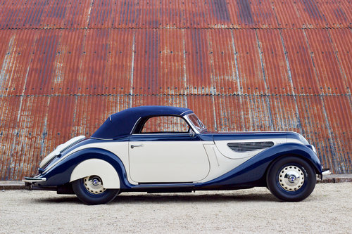 1939 Frazer-Nash BMW 327/80 For Sale (picture 3 of 6)