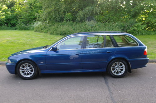 2003 BMW 525 Diesel SE Touring. Auto.. Low Miles.. Nice Example.. SOLD (picture 2 of 6)