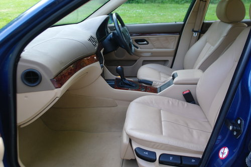 2003 BMW 525 Diesel SE Touring. Auto.. Low Miles.. Nice Example.. SOLD (picture 3 of 6)