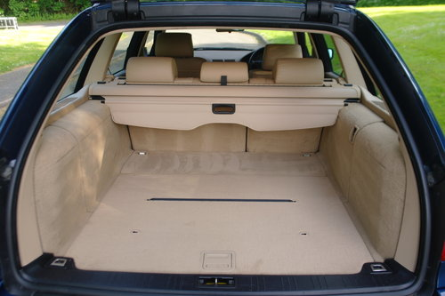 2003 BMW 525 Diesel SE Touring. Auto.. Low Miles.. Nice Example.. SOLD (picture 5 of 6)