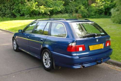 2003 BMW 525 Diesel SE Touring. Auto.. Low Miles.. Nice Example.. SOLD (picture 6 of 6)