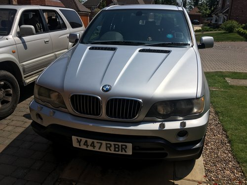 2001 BMW X5 4.4 SOLD (picture 2 of 5)