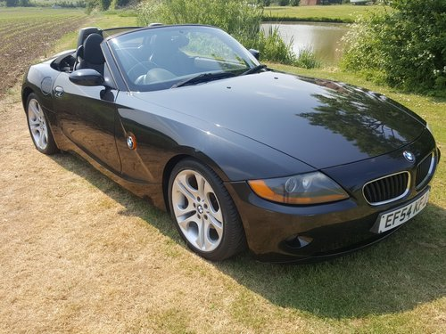 2004 BMW Z4 2.5i SE Auto with Low miles For Sale (picture 1 of 6)