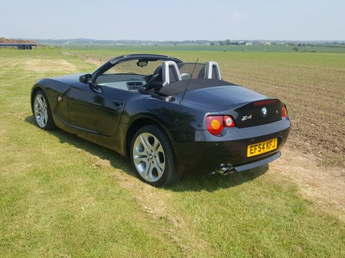 2004 BMW Z4 2.5i SE Auto with Low miles For Sale (picture 2 of 6)