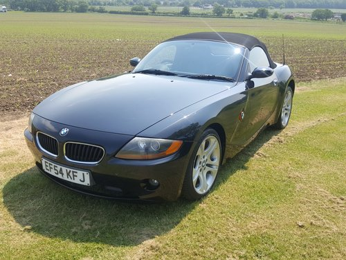 2004 BMW Z4 2.5i SE Auto with Low miles For Sale (picture 3 of 6)
