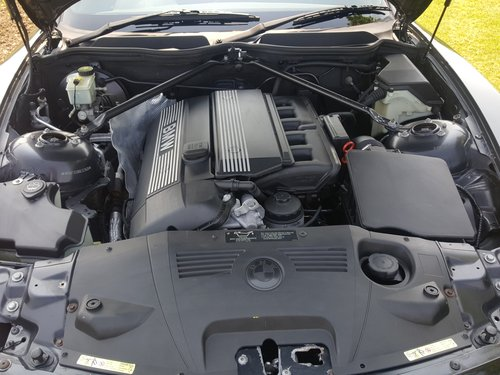 2004 BMW Z4 2.5i SE Auto with Low miles For Sale (picture 5 of 6)