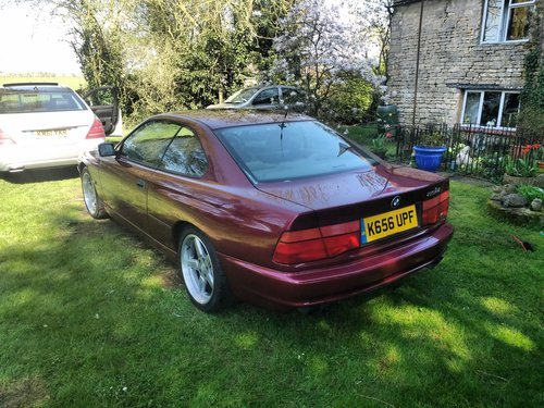 1992 BMW 850i For Sale (picture 5 of 6)