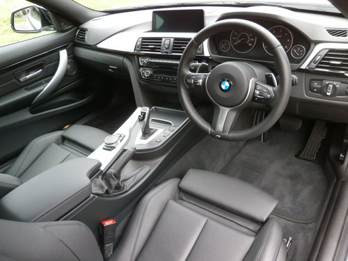2016 BMW 4 SERIES M SPORT PERFORMANCE JUST 4K STUNNING!!! SOLD (picture 6 of 6)