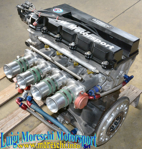 1989 BMW S42 B20 Engine (320is Superturing E36) For Sale (picture 4 of 6)