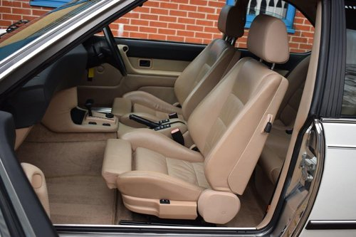 1988 BMW 635CSI Highline Coupe Automatic SOLD (picture 6 of 6)