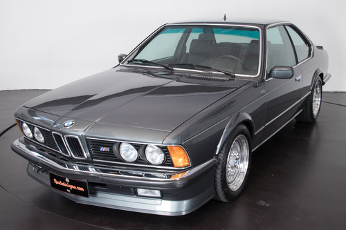 1985 BMW 635 M  For Sale (picture 1 of 6)