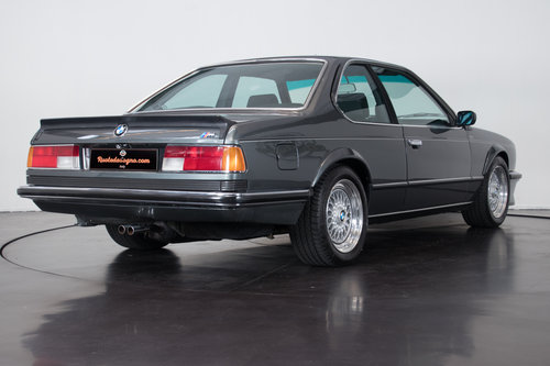 1985 BMW 635 M  For Sale (picture 2 of 6)
