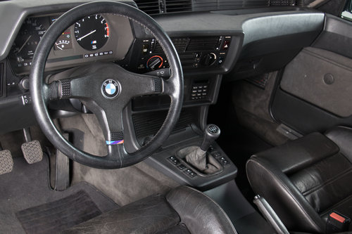 1985 BMW 635 M  For Sale (picture 4 of 6)