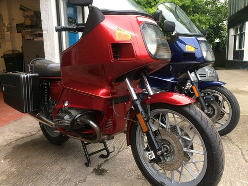1980 BMW R100 RT SOLD (picture 1 of 6)