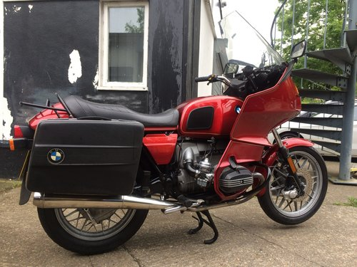 1980 BMW R100 RT SOLD (picture 2 of 6)