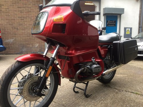 1980 BMW R100 RT SOLD (picture 3 of 6)