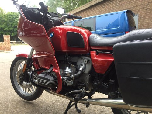 1980 BMW R100 RT SOLD (picture 4 of 6)
