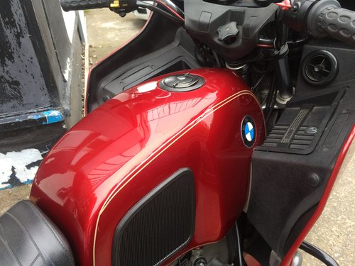 1980 BMW R100 RT SOLD (picture 5 of 6)