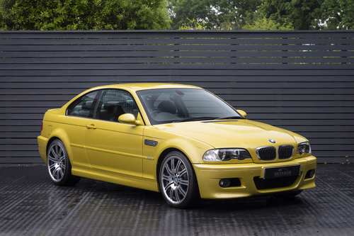 2001 BMW M3 3.2 E46 COUPE ONLY 11600 MILES SOLD (picture 1 of 6)