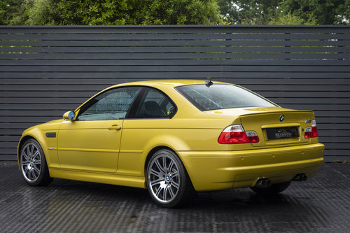 2001 BMW M3 3.2 E46 COUPE ONLY 11600 MILES SOLD (picture 2 of 6)