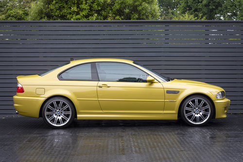2001 BMW M3 3.2 E46 COUPE ONLY 11600 MILES SOLD (picture 3 of 6)