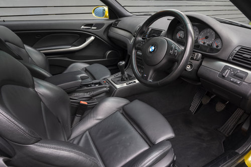 2001 BMW M3 3.2 E46 COUPE ONLY 11600 MILES SOLD (picture 4 of 6)