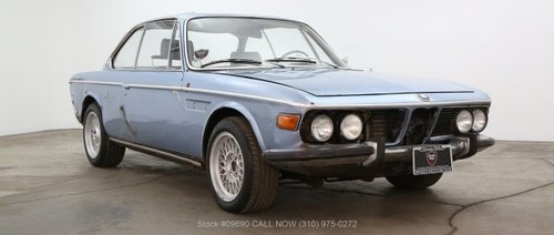 1973 BMW 3.0 CSI Sunroof Coupe For Sale (picture 1 of 6)