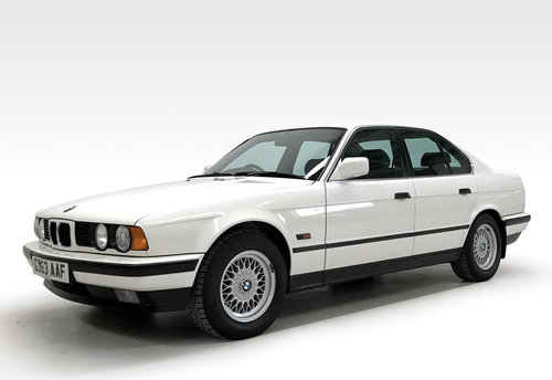 1989 BMW 525i SE auto just 40,000 miles SOLD (picture 1 of 6)