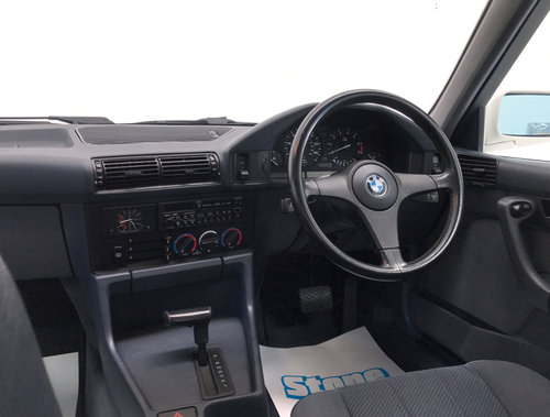 1989 BMW 525i SE auto just 40,000 miles SOLD (picture 5 of 6)