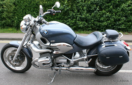 2000 BMW R850C Very good condition, one previous owner For Sale (picture 1 of 6)