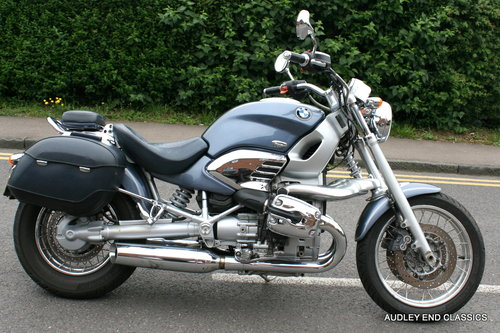 2000 BMW R850C Very good condition, one previous owner For Sale (picture 2 of 6)