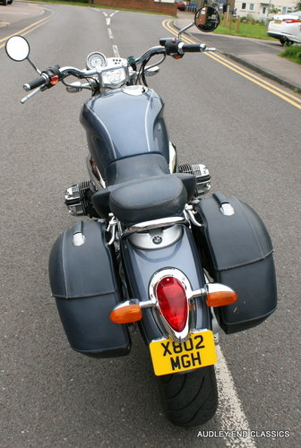 2000 BMW R850C Very good condition, one previous owner For Sale (picture 4 of 6)