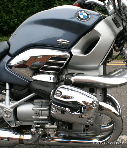 2000 BMW R850C Very good condition, one previous owner For Sale (picture 5 of 6)
