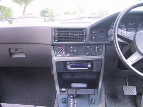 1984 BMW E28 520i Auto 11m MOT SOLD (picture 5 of 6)
