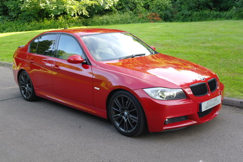 BMW 325i M Sport.. Hi Spec.. Attractive Looking.. Bargain.. SOLD (picture 1 of 6)
