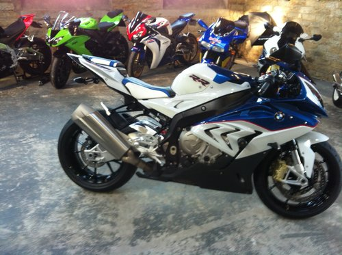 BMW S1000RR 2016 Motorsports For Sale (picture 1 of 2)