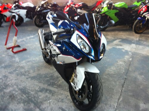 BMW S1000RR 2016 Motorsports For Sale (picture 2 of 2)