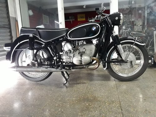 1966 BMW R50 - matching numbers -  upgrated to R69S For Sale (picture 1 of 6)