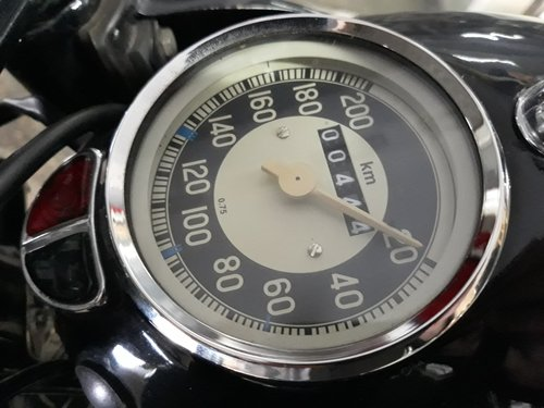 1966 BMW R50 - matching numbers -  upgrated to R69S For Sale (picture 6 of 6)