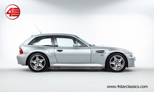 2001 BMW Z3M Coupe S54 /// 1/165 RHD S54 M Coupes /// 68k Miles For Sale (picture 2 of 6)
