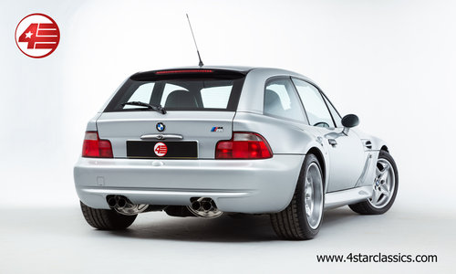 2001 BMW Z3M Coupe S54 /// 1/165 RHD S54 M Coupes /// 68k Miles For Sale (picture 3 of 6)