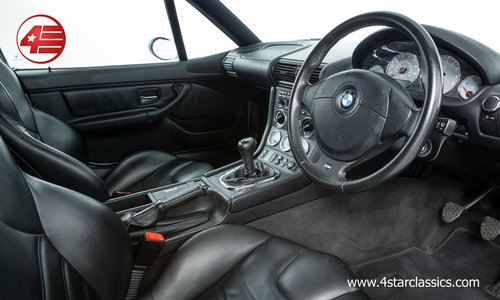 2001 BMW Z3M Coupe S54 /// 1/165 RHD S54 M Coupes /// 68k Miles For Sale (picture 5 of 6)