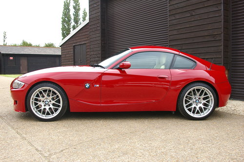 2007 BMW Z4M 3.2 2dr Coupe 6 Speed Manual (50,123 miles) SOLD (picture 1 of 6)