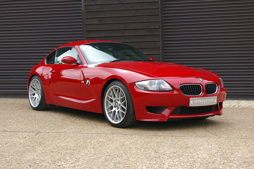 2007 BMW Z4M 3.2 2dr Coupe 6 Speed Manual (50,123 miles) SOLD (picture 2 of 6)