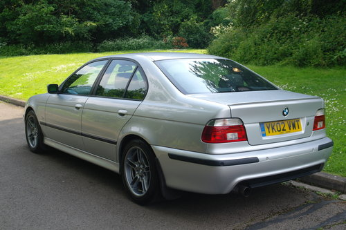BMW 525i SPORT AUTO.. E39.. ONE OWNER.. LOW MILES + FSH SOLD (picture 5 of 6)
