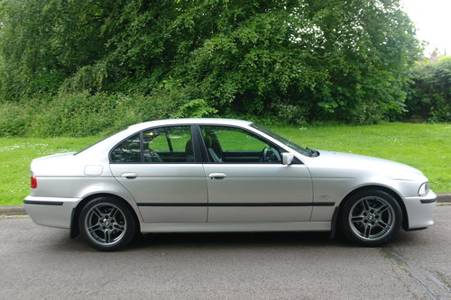 BMW 525i SPORT AUTO.. E39.. ONE OWNER.. LOW MILES + FSH SOLD (picture 6 of 6)